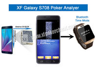 Galaxy Note7 PK King 708 Camera Poker Card Analyzer For Private Cards Game